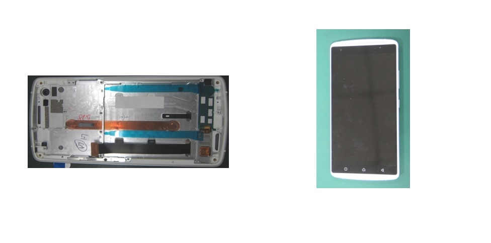 Lenovo X3 LCD Display+Touch Screen Original Digitizer Glass Panel Replacement For Lenovo X3 1920X1080 5.0'' Phone