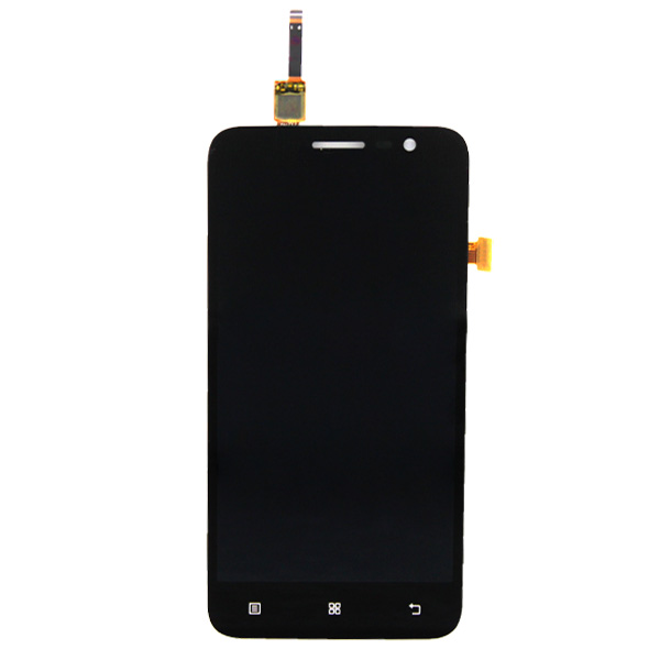 Lenovo A8 LCD Display + touch screen + Tools 100% Original New Glass Panel Digitizer Replacement For Lenovo A806 A808T - Black/White