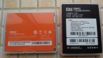 Xiaomi redmi note battery 3100mAh BM42
